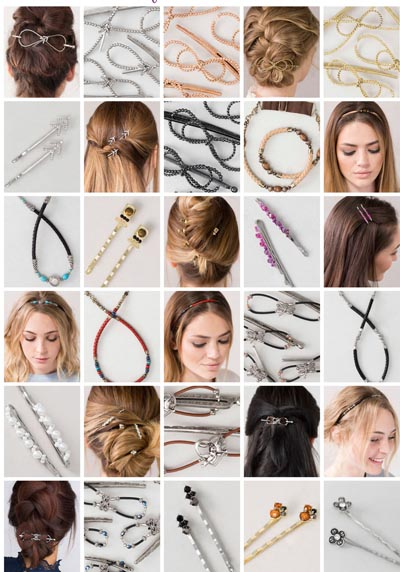 new releases hair accessories