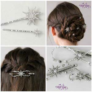 beautiful hair accessories